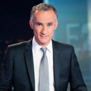Gilles Bouleau fait décoller le JT de TF1
