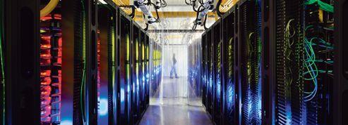 Ruée des géants de l'informatique dans le cloud
