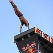 Red Bull, champion des sports de l'extrême