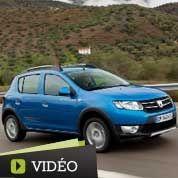 Dacia monte en gamme, pas en prix