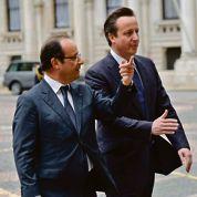 Budget européen: Paris espère isoler Londres