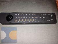 Le clavier au dos de la télécommande de la Livebox 3.