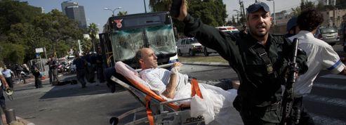 17 blessés dans un attentat visant un autobus à Tel-Aviv