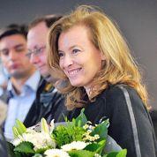 Valérie Trierweiler «se sent bien à l'Élysée»