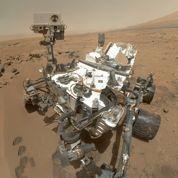 Une découverte de Curiosity «historique» ?