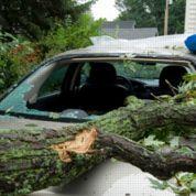 Auto : être indemnisé après une tempête