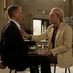 Javier Bardem et Daniel Craig dans  Skyfall .