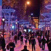 Paris: les illuminations des Champs déçoivent
