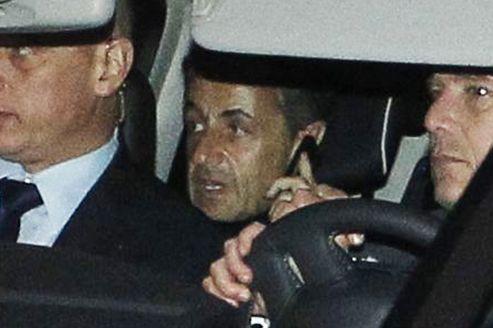 Affaire Bettencourt : Sarkozy n'est pas mis en examen