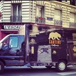 Le food truck de Cantine California (DR)