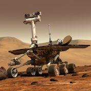 Mars ou les premiers âges de la Terre