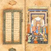 L'Orient lumineux des manuscrits