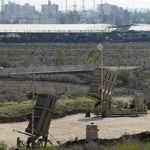 Le Dôme de fer, ici déployé à Tel-Aviv