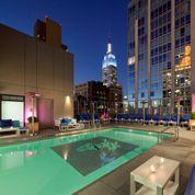 Les 5 piscines d'hôtels pour plonger de suite