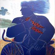Première vente d'art contemporain grec à Drouot