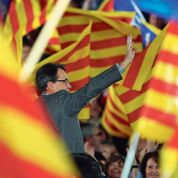 La Catalogne vers l'indépendance