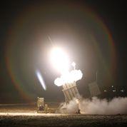 Israël célèbre ses batteries antiroquettes