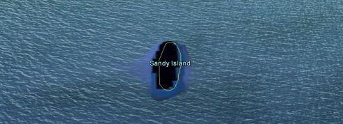 Une île fantôme disparaît en plein Pacifique