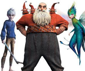 Sur le film, chaque animateur s'est occupé d'un personnage bien précis. Ainsi, la Fée des dents, le méchant Croquemitaine, le Lapin de Pâques et le Père Noël ont-ils été respectivement animés par Alexis, Laurent, Julien et Pierre.