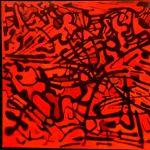 Mario Prassinos, Le spierres rouges, 1954, 18.000 à 22.000 € (Piasa)