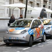 «100 parkings Autolib' souterrains en 2013»