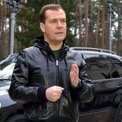 En Russie, Medvedev n'est pas pris au sérieux