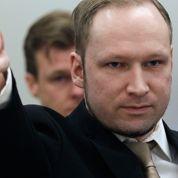 Une vidéo choc de Breivik publiée