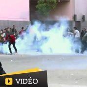 Pro et anti-Morsi s'affrontent en Égypte