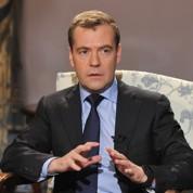 Medvedevenvisage un retour au Kremlin
