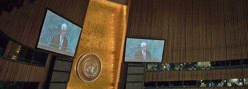 La France soutient les Palestiniens à l'ONU