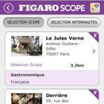 L'appli Figaroscope