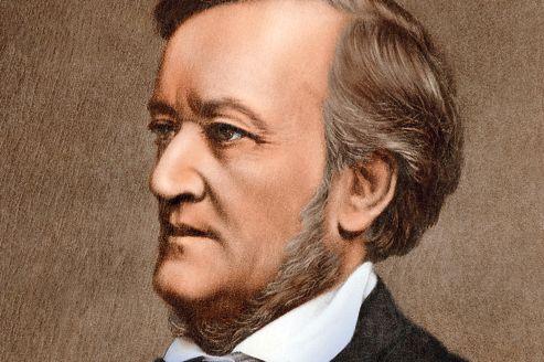 Richard Wagner (ci-dessus) voyait en Verdi le symbole de la décadence de l'opéra.