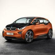 BMW i3 Concept Coupé: un profil sportif