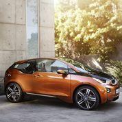 La BMW i3 en version coupé