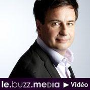 Vincent Meslet, invité du Buzz Média