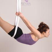 On a testé… le Fly Yoga
