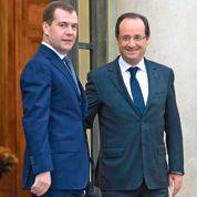 Medvedev intraitable sur le dossier syrien