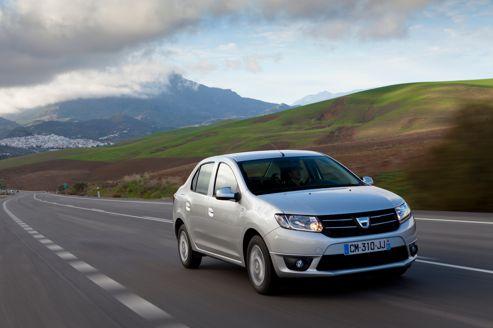 La Dacia Logan à l'essai
