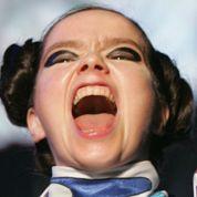 Björk en concert en France début 2013