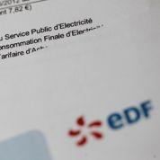 Annulation pour les factures d'électricité