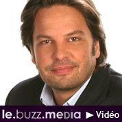 Arnaud Poivre d'Arvor, invité du Buzz Média