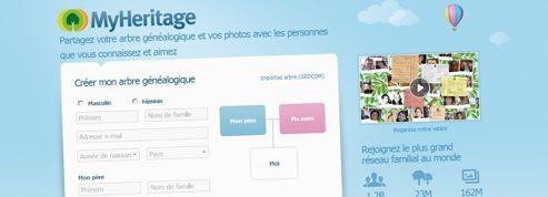 MyHeritage s'offre un site américain de généalogie