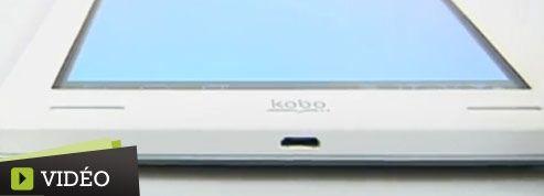 Kobo Arc : la tablette Fnac ne se limite plus à la lecture