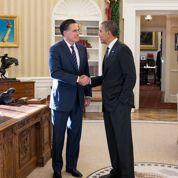 Obama et Romney réunis pour un déjeuner
