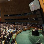 La Palestine, État observateur à l'ONU