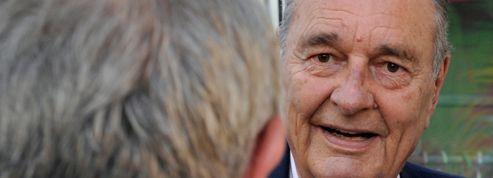 Jacques Chirac fête ses 80 ans, loin des convulsions de l'UMP