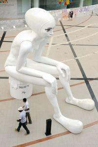 Le Bangkok Sculpture Museum présente une collection privée de plus d'une centaine d'½uvres.