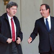 Mélenchon compare Hollande à Louis XVI