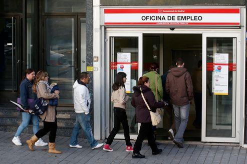 A 11,7%, le chômage atteint un record en zone euro