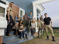 The Walking Dead .